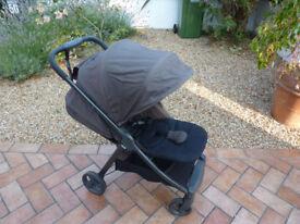 Mamas and Papas Armadillo City folding push chair with rain cover