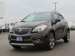 2013 Buick Encore Fuel-Efficient! Leather!