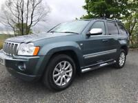 2006 Jeep Grand Cherokee Overland 3.0crd Diesel 4x4 / Part Exchange Available