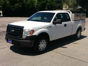 2011 Ford F-150 XL | leather interior