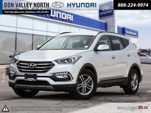 2018 Hyundai Santa Fe Sport BACK UP CAMERA/ BLIND SPOT DETECTION
