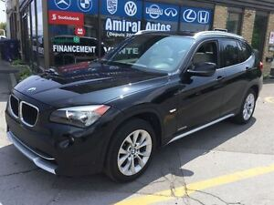 2012 BMW X1 28i*AWD*TOIT PANORAMIQUE*CUIR*MAGS*BLUETOOTH*