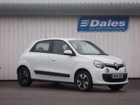 Renault Twingo 1.0 SCE Play 5Dr Hatchback (solid - crystal white) 2016
