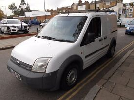 2008 FORD TRANSIT CONNECT T200 18TDCI PANEL VAN F/S/ HISTORY CAMBELT DONE SECURITY LOCKS ROOF RACK
