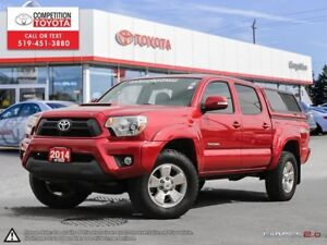2014 Toyota Tacoma V6 One Owner, No Accidents, Toyota Serviced