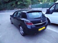 2007 MK5 BLACK VAUXHALL ASTRA 1.9 CDTI 120 SRI BREAKING FOR PARTS