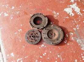 MGF FLY WHEEL AND CLUTCH PLATE