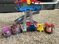 Paw patrol bundle