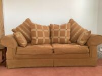 2 settees for sale buyer to collect