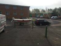 Leisure boat for sale