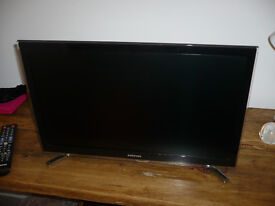 "Samsung 22"" LED Full HD Smart TV."