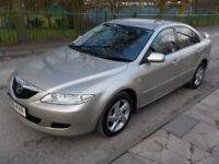 2005 Mazda 6, 1.8 Petrol Sakata Model, 1 Former Keeper, Warranted Low Mileage, HPI Clear