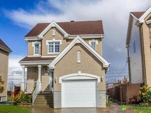 362 500$ - Maison 2 étages à vendre à St-François