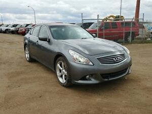 2011 Infiniti G37X 3.7L V6 AWD!! Bluetooth & BackUp Camera!!