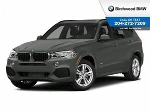 2014 BMW X5 xDrive50i Local One Owner! M Sport Line!