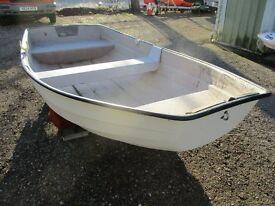 9ft9 grp pram dinghy