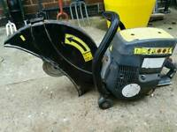 "14"" Concrete saw Spares and repairs"