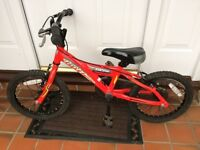 "Boy's 12"" Bike - Claud Butler Blast"