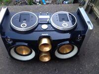 300 watts DJ DECKS