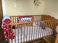 Cot Beds and Bedding