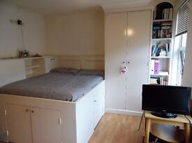 MODERN STUDIO WITH A SEPARATE KITCHEN IN CLAPHAM JUNCTION