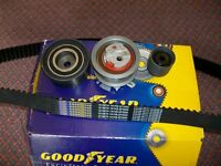 TIMING BELT KIT FOR 2.0 16V TDI AUDI, VW, SKODA & SEAT