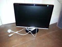 """Samsung SyncMaster 206BW - LCD monitor - 20"""""""
