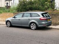 For mondeo 2.0 tdci 5 9 plate drives perfect no problems