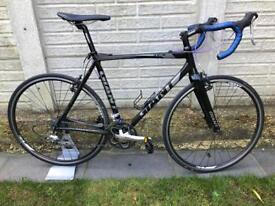 Giant TCX cyclocross bike (Medium frame)