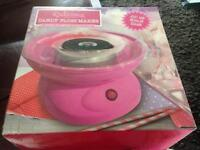Pink Delicious Candy Floss Maker