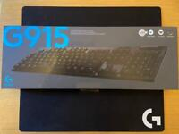 Logitech G915 wireless RGB Mechanical Gaming Keyboard