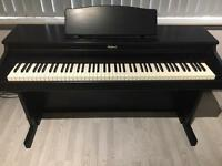 Roland hp 237e digital piano full size