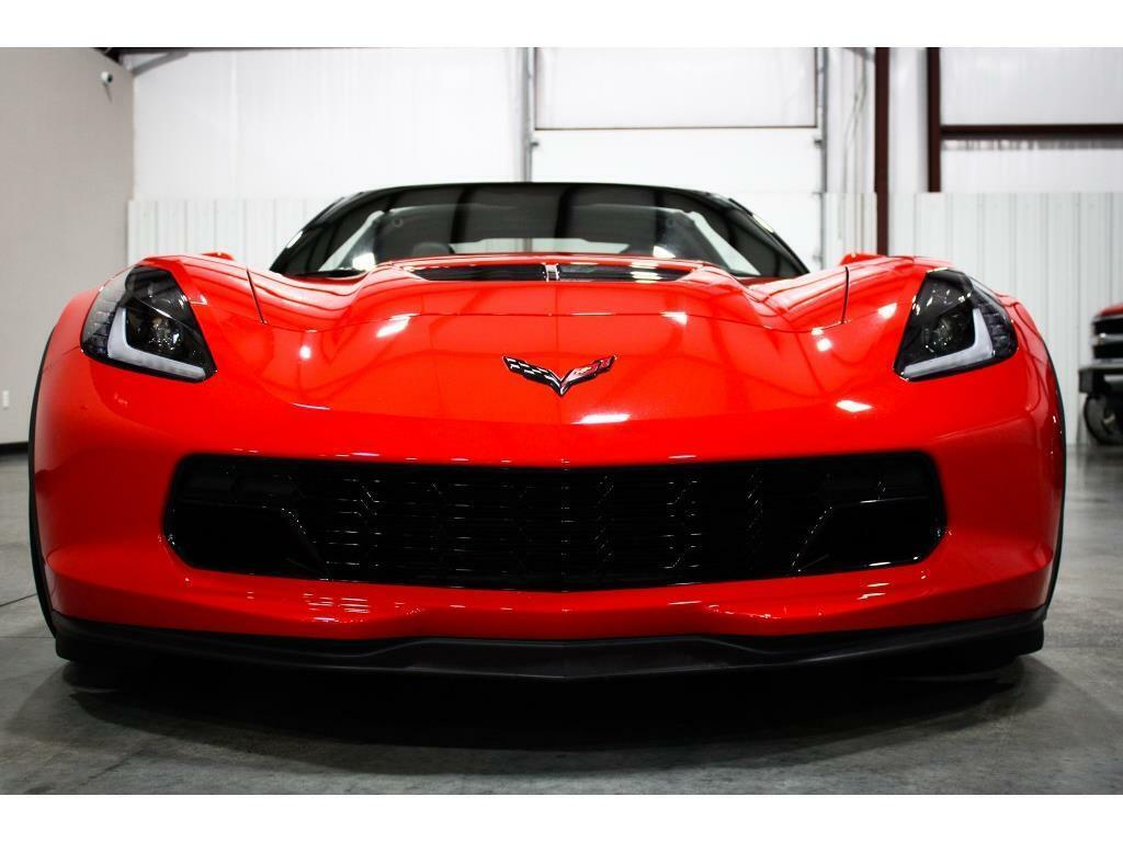 2015 Red Chevrolet Corvette   | C7 Corvette Photo 8