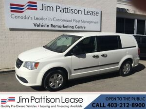 2012 Ram Cargo Van 3.6L FWD Up Fitted w/ Shelf and Bulkhead