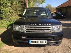 Range Rover Sport - Low Mileage