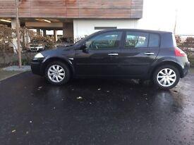 Renault Megane 2008 (08) 1.6 l Dynamique Petrol Hatchback Manual