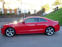 AUDI A5 2.0 TDI QUATTRO S LINE SPECIAL EDITION 2d 168 BHP SERVICE RECORD + LEATHER TRIM +
