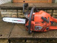 Husqvarna 346xp chain saw