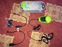 Waterproof mp3
