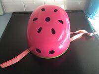 Micro toddler helmet