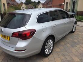 Vauxhall astra 1.6 petrol very clean inside and outside x2 keys low miles