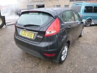FORD FIESTA - EJ12UOD - DIRECT FROM INS CO