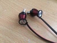 Sennheiser Momentum 2.0 In-Ear Headphone for IOS- Black/Red