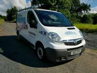 2009 Vauxhall Vivaro CDTI 2700 SWB, STUNNING LOW MILEAGE EXAMPLE! ONLY 67000 MILES! MUST BE SEEN!!