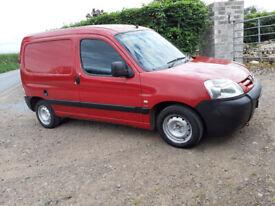 Peugeot, Partner, Van