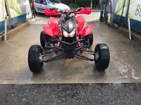 Cheap Honda trx 450 r road legal Px possible -raptor Drz ktm ltr LTZ banshee Bmw gold golf