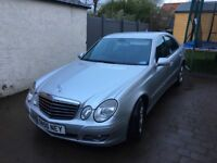 Mercedes e class good condition