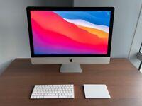2020 27inch 5K iMac, 8-core i7, 32GB RAM, 512GB SSD, Radeon 5500XT
