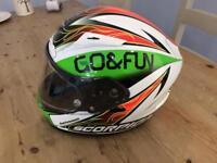 Scorpion Exo-2000 Air Motorcycle Helmet