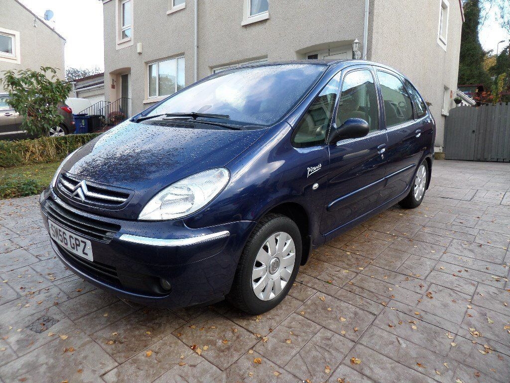 CITROEN Xsara Picasso 1.6 Exclusive HDi